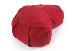 Grikių lukštų meditacijos pagalvė (pufas) Buckwheat hulls meditaction pillow