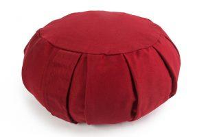 Grikių lukštų paalvėlė_Round zafu pillow