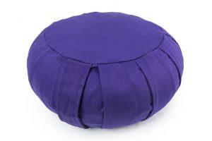 Apvali meditacijos pagalvėlė_Round zafu pillow