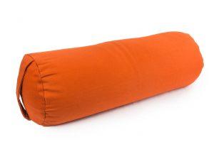 Tamsiai oranžinė pagalvėlė_Dark orange pillow